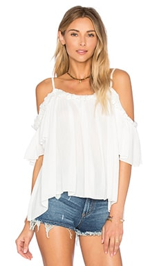 Raga Hudson Top in White