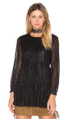 More Amore Lace Tunic