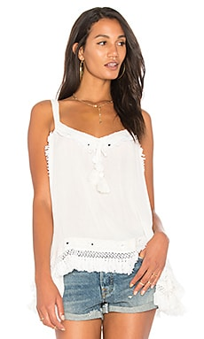 Fringe With Benefits Tank