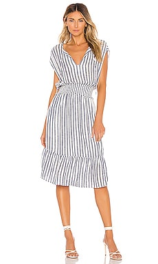 Ashlyn Midi Dress Rails $188