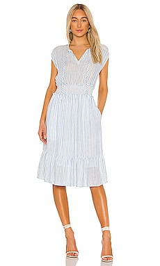 Ashlyn Midi Dress Rails $151