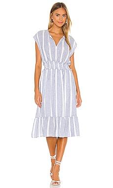 Платье миди ashlyn - Rails, Синий, Майка