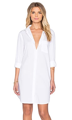 Rails Sawyer Mini Dress in White