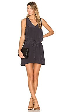 Hadley Dress in Charcoal