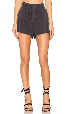 Gigi Short in Charcoal