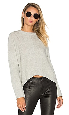 Joanna Sweater in Heather Grey