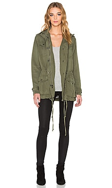 Rails Petra Jacket in Olive