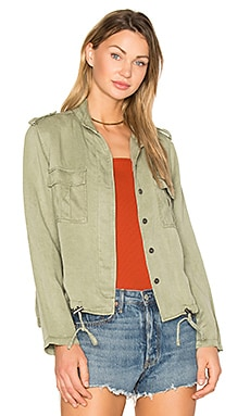 Maverick Jacket in Sage