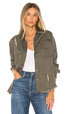 Loren Shacket Rails $188