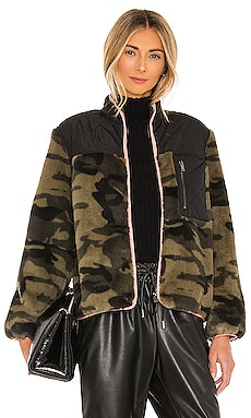 BLOUSON WESLEY JACKET Rails $248 BEST SELLER