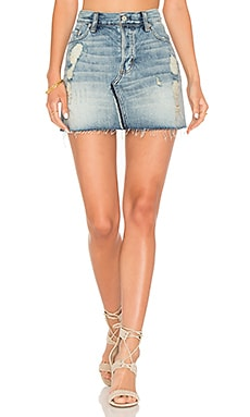 Wynonna Cut Off Skirt