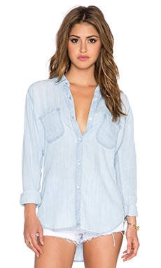 Rails Carter Button Down in Light Vintage