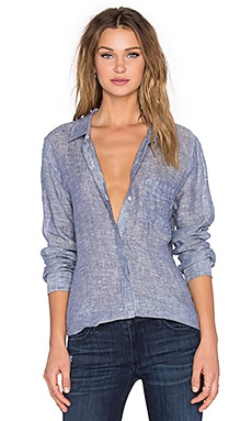 Rails Charli Button Down in Blue