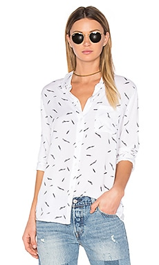 Rocsi Button Ups in Feather