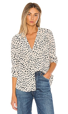 Rebel Silk Blouse Rails $198 BEST SELLER