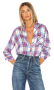 Hunter Button Down Rails $158 NEW ARRIVAL