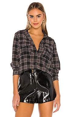 Rhett Silk Blouse Rails $198