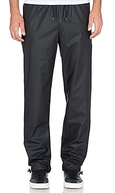 Rains Pants in Black
