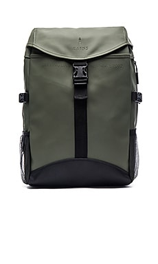 Rains Runner Bag in Green