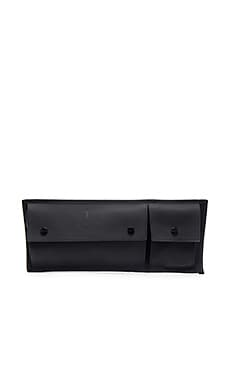 Rains Cross Bag in Black