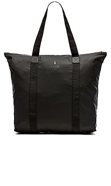 Rains Tote Bag in Black