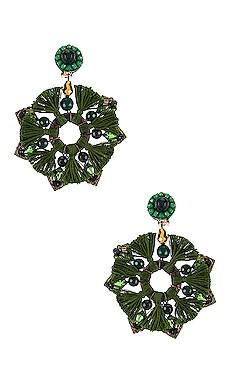 Berenike Earrings Ranjana Khan $145