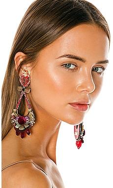 Amun Earrings Ranjana Khan $310