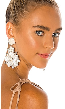 Flower Earrings Ranjana Khan $415