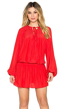 RAMY BROOK Paris Dress in True Red