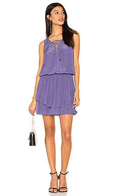 Erika Dress in Passion Purple