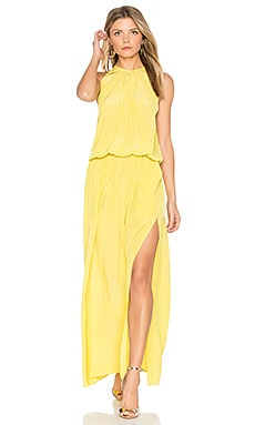 Delaney Maxi in Sunburst Yellow