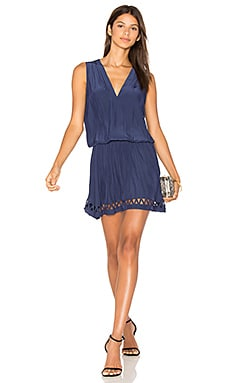 Hunter Dress in Spring Navy