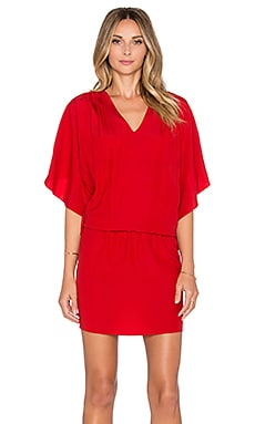 RAMY BROOK Kara Dress in True Red