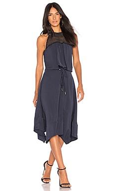 Купить Платье миди lylah - RAMY BROOK синего цвета