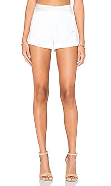 RAMY BROOK Leilah Short in Soft White