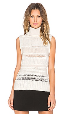 RAMY BROOK Jayda Sweater Tank in Ivory