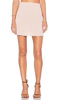 RAMY BROOK Paris Skirt in Blush