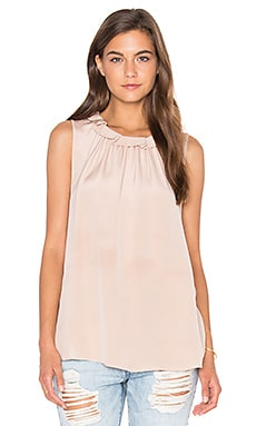RAMY BROOK Odette Tank in Blush