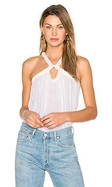 Lillian Tank in Ivory