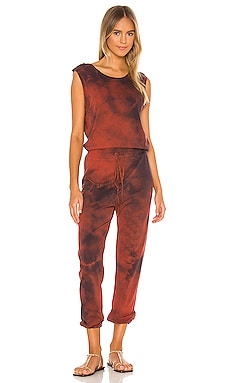 Jogger Jumpsuit Raquel Allegra $348 NEW
