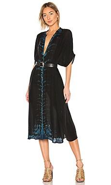 Caftan Dress Raquel Allegra $438 Collections