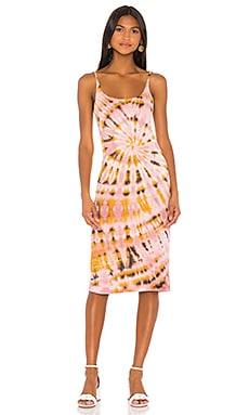X REVOLVE Tank Dress Raquel Allegra $142