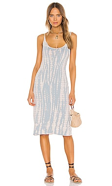 X REVOLVE Layering Tank Dress Raquel Allegra $220