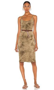 X REVOLVE Layer Tank Dress Raquel Allegra $143