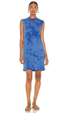 X REVOLVE Mock Muscle Mini Dress Raquel Allegra $153