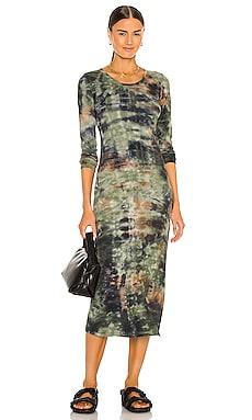 Long Sleeve Layering Dress Raquel Allegra $273
