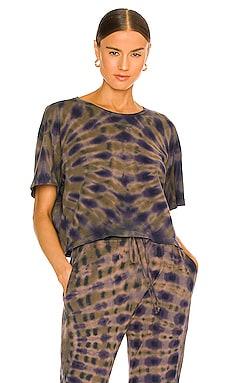 New Crop Tie Dye Tee Raquel Allegra $195 Collections