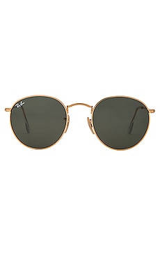 Round Metal Ray-Ban $154 BEST SELLER