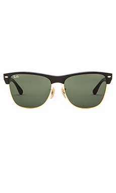 Clubmaster Oversized Ray-Ban $153 BEST SELLER