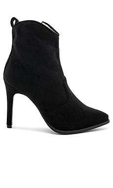 Купить Сапоги на каблуке nashville - RAYE, Черный, Китай